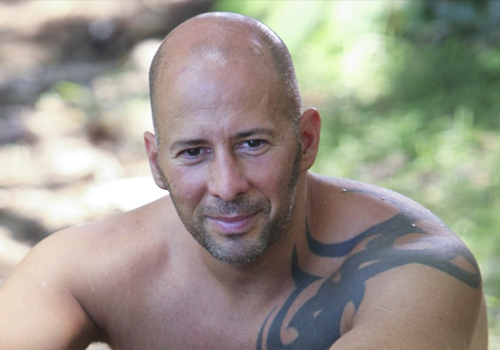 Tony Vlachos on Survivor: Cagayan