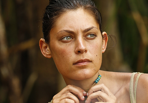 Michele Fitzgerald on Episode 6 of Survivor: Kaoh Rong.