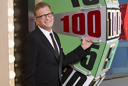 Drew Carey, host of Daytime Emmy Award-winning game show THE PRICE IS RIGHT, daytime's #1-rated series and the longest-running game show in television history. THE PRICE IS RIGHT is broadcast weekdays (11:00 AM-12:00 Noon, ET; 10:00-11:00 AM, PT) on the CBS Television Network. Photo: Monty Brinton/ CBS