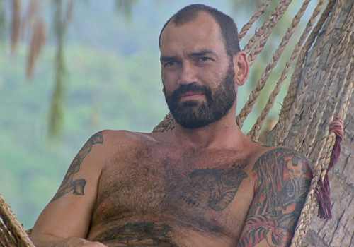Scot Pollard was the latest castaway eliminated from Survivor: Kaoh Rong.
