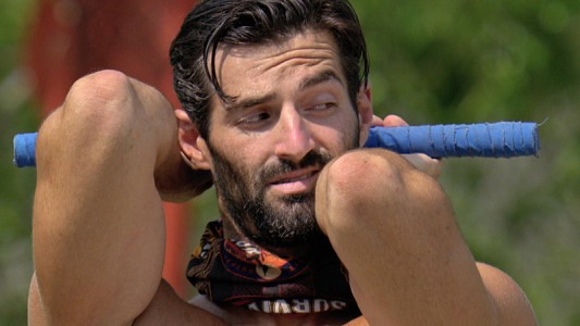 Nick Mairoano was the latest castaway eliminated from Survivor: Kaoh Rong.