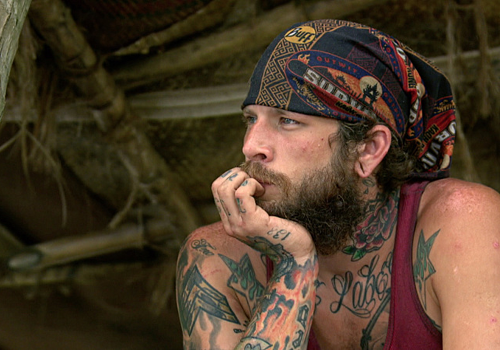 Kyle Jason was the latest castaway voted out of Survivor: Kaoh Rong.
