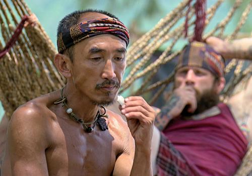 Tai Trang on Episode 12 of Survivor: Kaoh Rong.