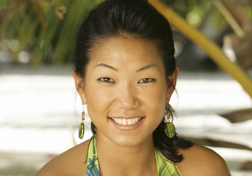 Becky Lee, Survivor: Cook Islands.