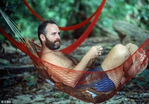 Richard Hatch, Survivor: Borneo.