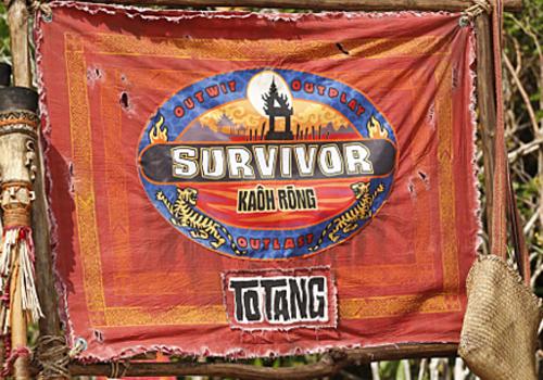 Totang tribe flag. Source: CBS.