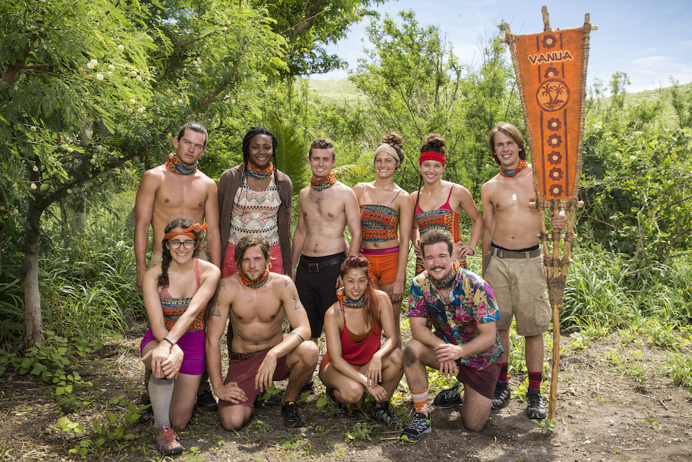 The Vanua Tribe on SURVIVOR: Millennials vs. Gen. X, when the Emmy Award-winning series returns for its 33rd season with a special 90-minute premiere, Wednesday, Sept. 21 (8:00-9:30 PM, ET/PT) on the CBS Television Network. Photo: Monty Brinton/CBS Entertainment ©2016 CBS Broadcasting, Inc. All Rights Reserved.