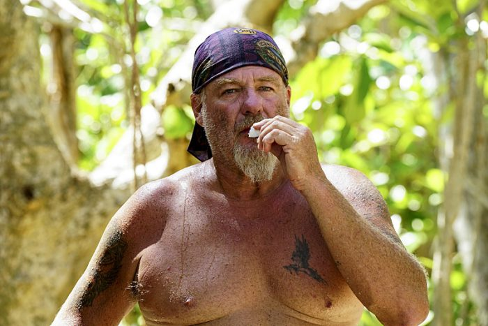 """Your Job is Recon"" - Paul Wachter on SURVIVOR: Millennials vs. Gen. X, airing Wednesday, Oct. 5 (8:00-9:00 PM, ET/PT) on the CBS Television Network. Photo: Monty Brinton/CBS Entertainment ©2016 CBS Broadcasting, Inc. All Rights Reserved."
