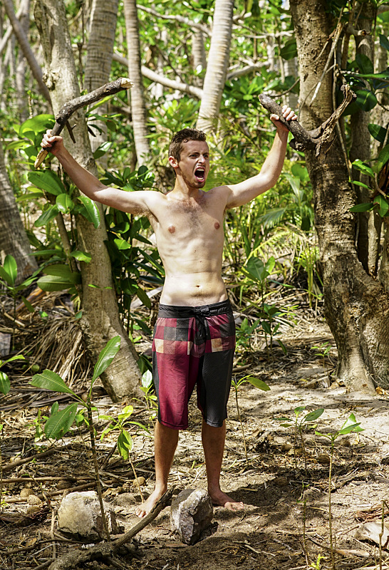 """""""The Truth Works Well"""" - Adam Klein on the sixth episode of SURVIVOR: Millennials vs. Gen. X, airing Wednesday, Oct. 26 (8:00-9:00 PM, ET/PT) on the CBS Television Network. Photo: Monty Brinton/CBS Entertainment ©2016 CBS Broadcasting, Inc. All Rights Reserved."""