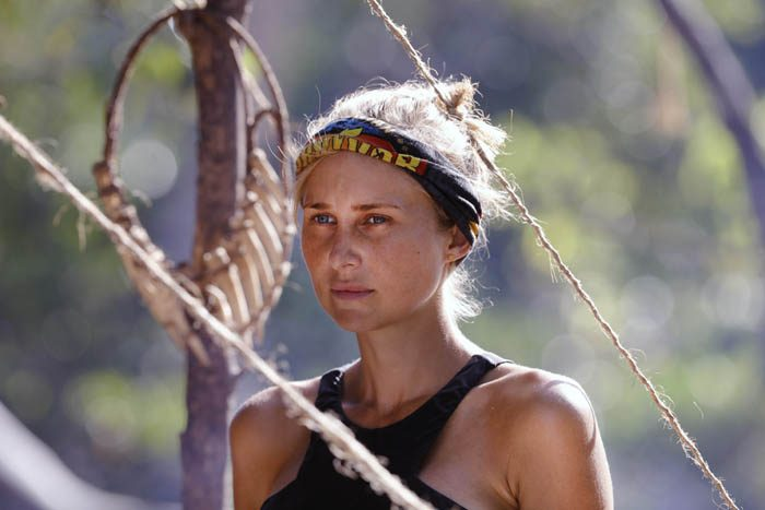 NIGEL WRIGHT PHOTOGRAPHER. +61(0) 409 363 339. MAY/ JULY 2016 COPYRIGHT: ENDEMOLSHINE AUSTRALIA AND NETWORK TEN, AUSTRALIA AUSTRALIAN SURVIVOR S1.   2016 THIS EXCLUSIVE PICTURE SHOWS: EP 20. CHALLENGE, 'MEMORY LANE', POST CHALLENGE CAMP AND TRIBAL COUNCIL...JENNAH_LOUISE VOTED OUT