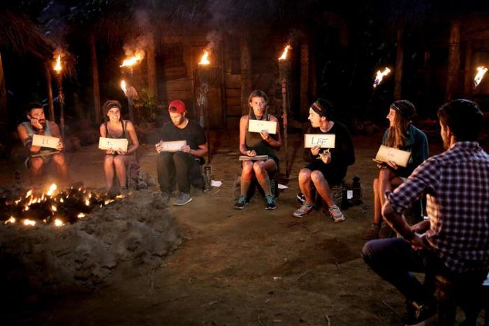 NIGEL WRIGHT PHOTOGRAPHER. +61(0) 409 363 339. MAY/ JULY 2016 COPYRIGHT: ENDEMOLSHINE AUSTRALIA AND NETWORK TEN, AUSTRALIA AUSTRALIAN SURVIVOR S1. 2016 THIS EXCLUSIVE PICTURE SHOWS: EP 22. CHALLENGE, OUT OF LINE, TRIBAL COUNCIL CHALLENGE, TOUCHY SUBJECTS AND RESORT REWARD