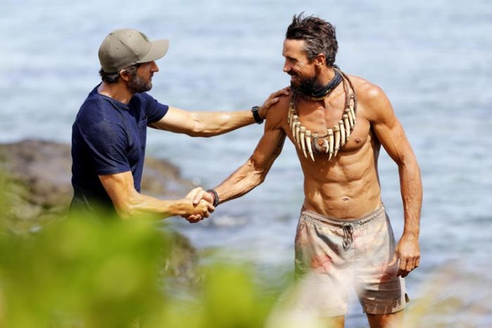 NIGEL WRIGHT PHOTOGRAPHER. +61(0) 409 363 339. MAY/ JULY 2016 COPYRIGHT: ENDEMOLSHINE AUSTRALIA AND NETWORK TEN, AUSTRALIA AUSTRALIAN SURVIVOR S1. 2016 THIS EXCLUSIVE PICTURE SHOWS: EP 23. CHALLENGE, SPLIT, SPIT AND TRIP, CHALLENGE BERMUDA TRIANGLES, POST BERMUDA TRIANGLES CAMP AND TRIBAL COUNCIL...SAM VOTED OUT