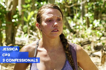 Survivor: Millennials vs. Gen X Episode 3 Edgic Jessica
