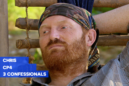 Survivor: Millennials vs. Gen X Episode 10 Chris