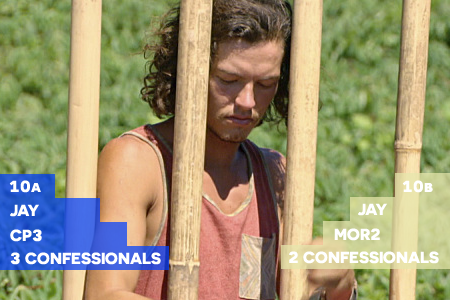 Survivor: Millennials vs. Gen X Episode 10 Jay