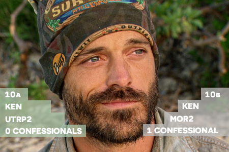 Survivor: Millennials vs. Gen X Episode 10 Ken