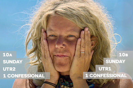 Survivor: Millennials vs. Gen X Episode 10 Sunday