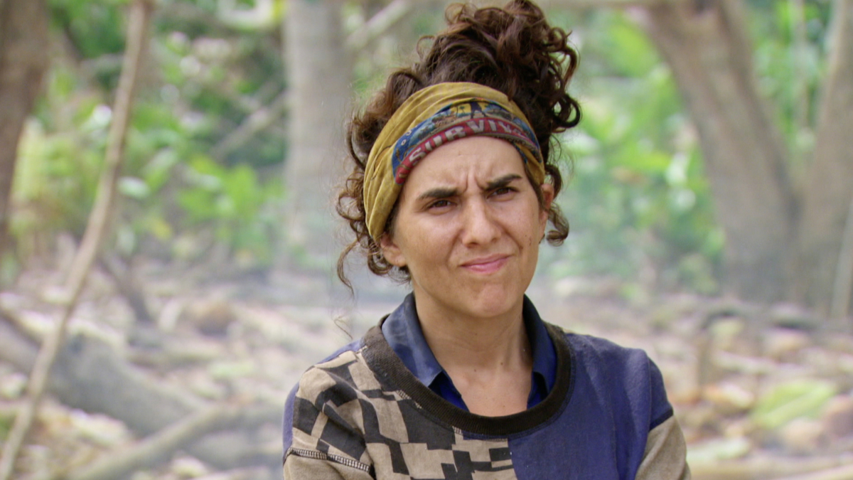 """No Good Deed Goes Unpunished"" - Aubry Bracco on the season finale of SURVIVOR: Game Changers, airing Wednesday, May 24 (8:00-10:00 PM, ET/PT) on the CBS Television Network. Photo: Screen Grab/CBS Entertainment ©2017 CBS Broadcasting, Inc. All Rights Reserved."