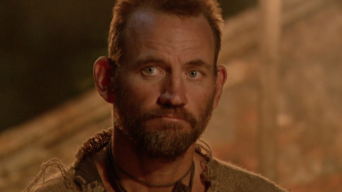 """No Good Deed Goes Unpunished"" - Brad Culpepper at Tribal Council on the season finale of SURVIVOR: Game Changers, airing Wednesday, May 24 (8:00-10:00 PM, ET/PT) on the CBS Television Network. Photo: Screen Grab/CBS Entertainment ©2017 CBS Broadcasting, Inc. All Rights Reserved."