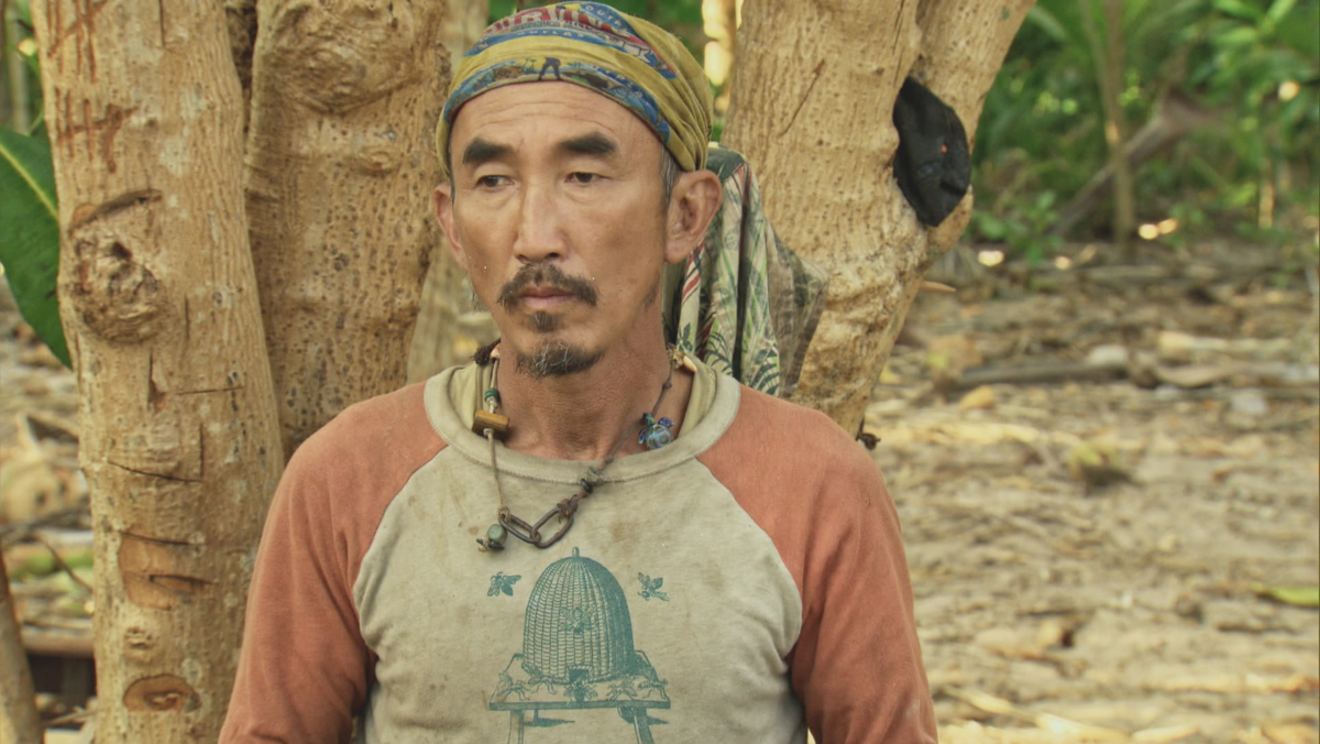 """""""No Good Deed Goes Unpunished"""" - Tai Trang on the season finale of SURVIVOR: Game Changers, airing Wednesday, May 24 (8:00-10:00 PM, ET/PT) on the CBS Television Network. Photo: Screen Grab/CBS Entertainment ©2017 CBS Broadcasting, Inc. All Rights Reserved."""