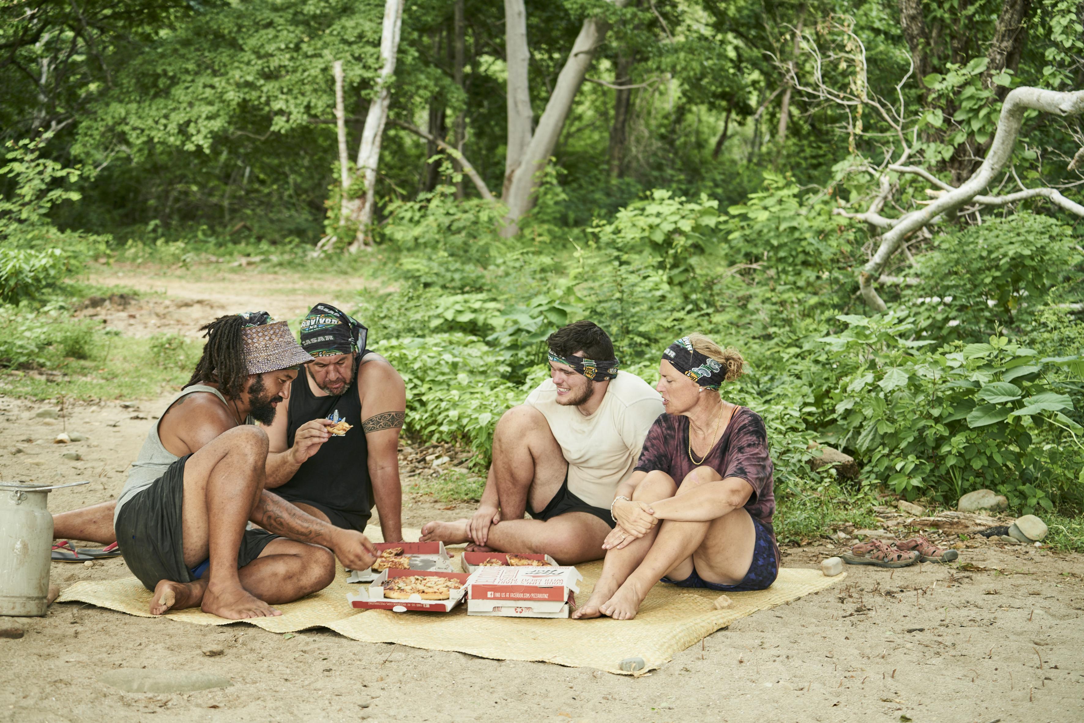 Barb and Survivors post challenge (Photocredit Scott McAulay) (9)