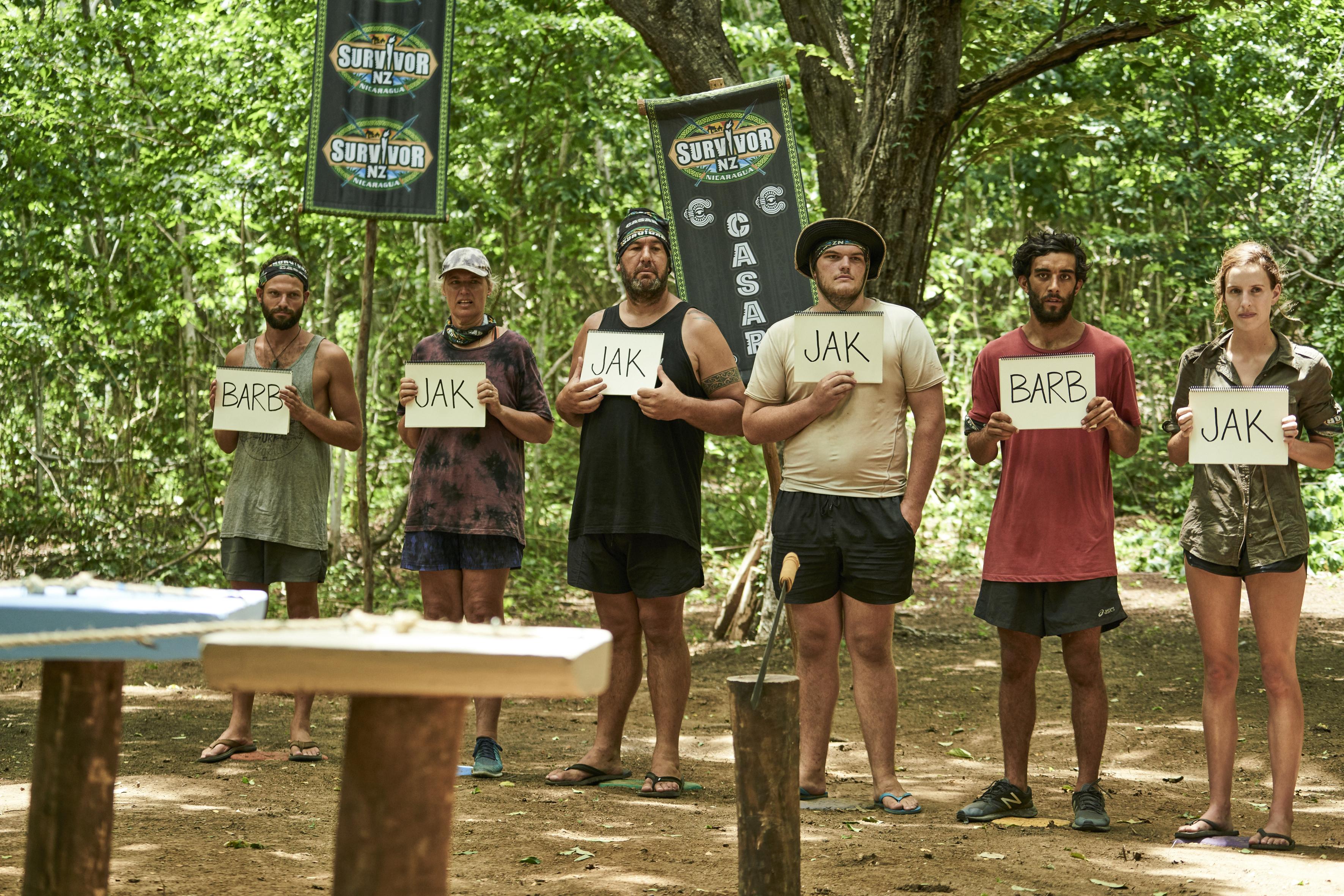 Survivors compete (Photocredit Scott McAulay) (2)