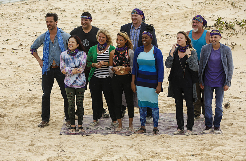 The Takali Tribe on SURVIVOR: Millennials vs. Gen. X, when the Emmy Award-winning series returns for its 33rd season with a special 90-minute premiere, Wednesday, Sept. 21 (8:00-9:30 PM, ET/PT) on the CBS Television Network. Photo: Monty Brinton/CBS Entertainment ©2016 CBS Broadcasting, Inc. All Rights Reserved.