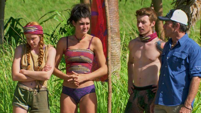 Vic, Lauren, Gavin