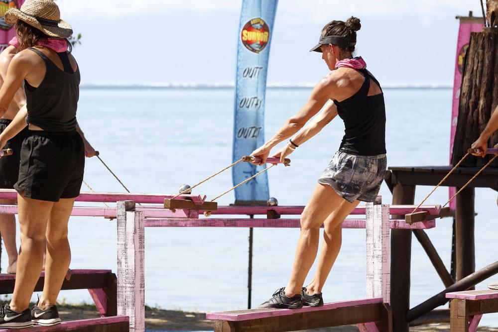 Australian Survivor S4 Ep11 - Janine
