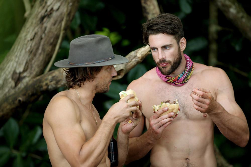 David and Shaun