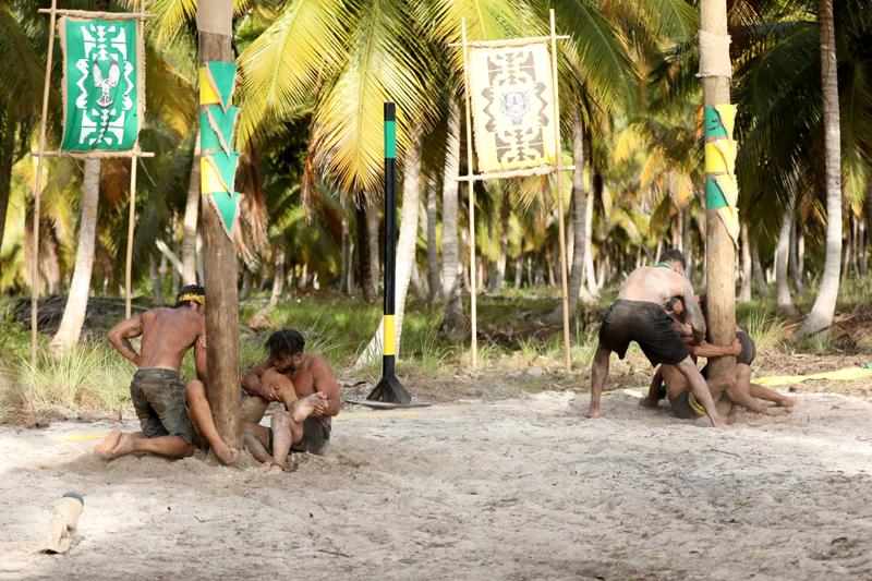 Survivor Mexico Challenge
