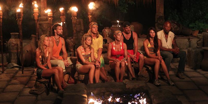 Redemption Island tribe