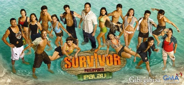 Philippines Palau Cast