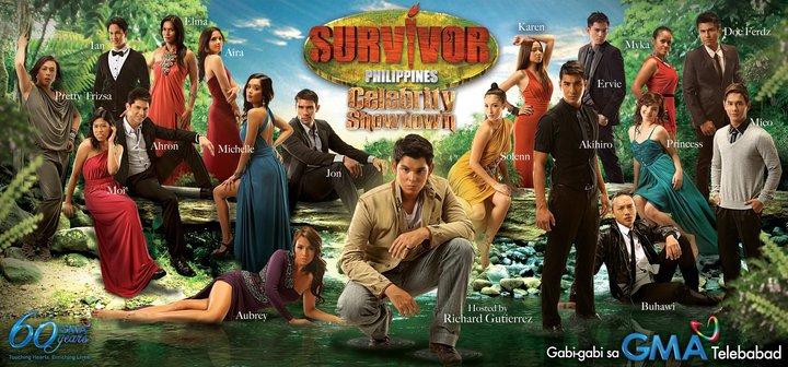 Philippines Celebrity Cast